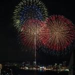 みなとこうべ海上花火大会 ホテル&有料観覧席で優雅に見る!