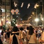 天神祭花火大会2015年|ホテルやレストランから優雅に見よう!