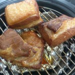 sotoいぶし処スモークポットで燻製 簡単なベーコンレシピ!キッチンの臭い解決!