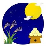 十五夜のお団子レシピ!お月見団子の数は?中秋の名月を料理で楽しむには?