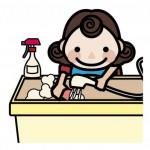 大掃除で風呂を洗うコツとは?風呂場のカビや鏡のウロコをキレイに取る方法!