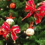 クリスマスオーナメントを子供と手作り♪折り紙やフェルトでこんなものが♪