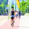 自転車通勤の日焼け対策!帽子を飛ばさない工夫!足はどうする?