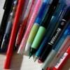 年賀状にボールペンは失礼!?ペンや筆ペンのおすすめや美文字のコツも!